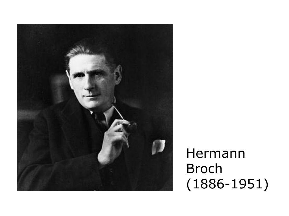 Hermann Broch (1886-1951)