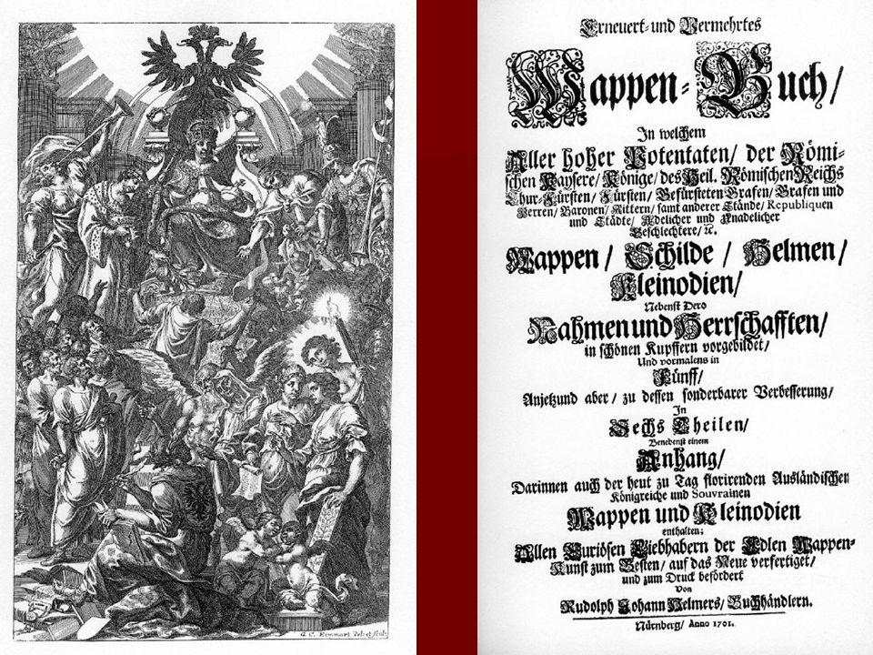 Völliger Neuanfang 1855: Verlagsbuchhandlung Bauer und Raspe in Nürnberg bringt die von Otto Titan von Hefner u.
