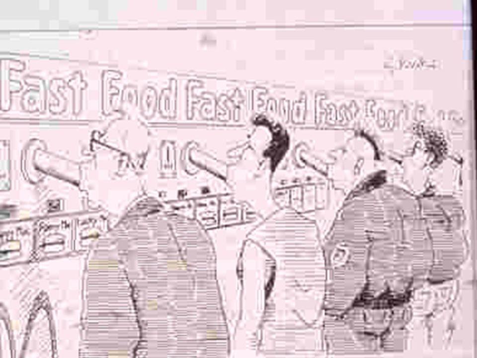 McDonalds Gründer Ray Kroc Kroc, Ray: Grinding It Out: The Making of McDonalds; Chicago 1977 1990: 11.000 Niederlassungen in 52 Ländern insgesamt 600.000 Angestellte Jahresumsatz 17 Millarden Dollar Quelle: Managment Review 79 (Mai 1990) 32f McDonalds deckt 10% des Gastronomieerwerbs der USA