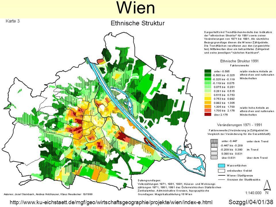 SozggI/04/01/38 http://www.ku-eichstaett.de/mgf/geo/wirtschaftsgeographie/projekte/wien/index-e.html Wien ethnische Struktur