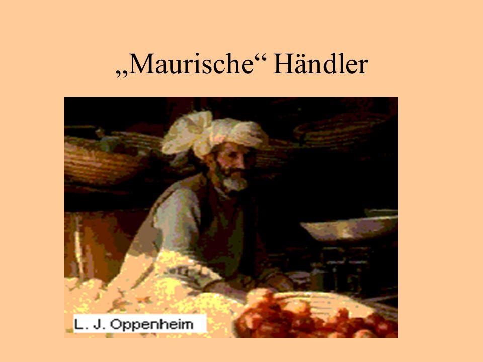 Maurische Händler