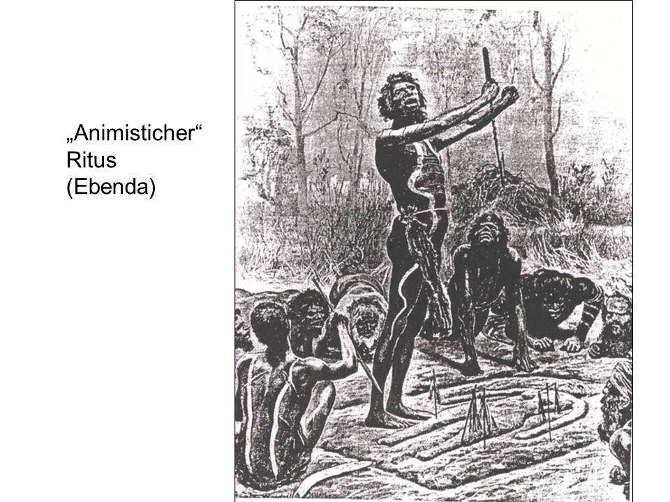 Animisticher Ritus (Ebenda)