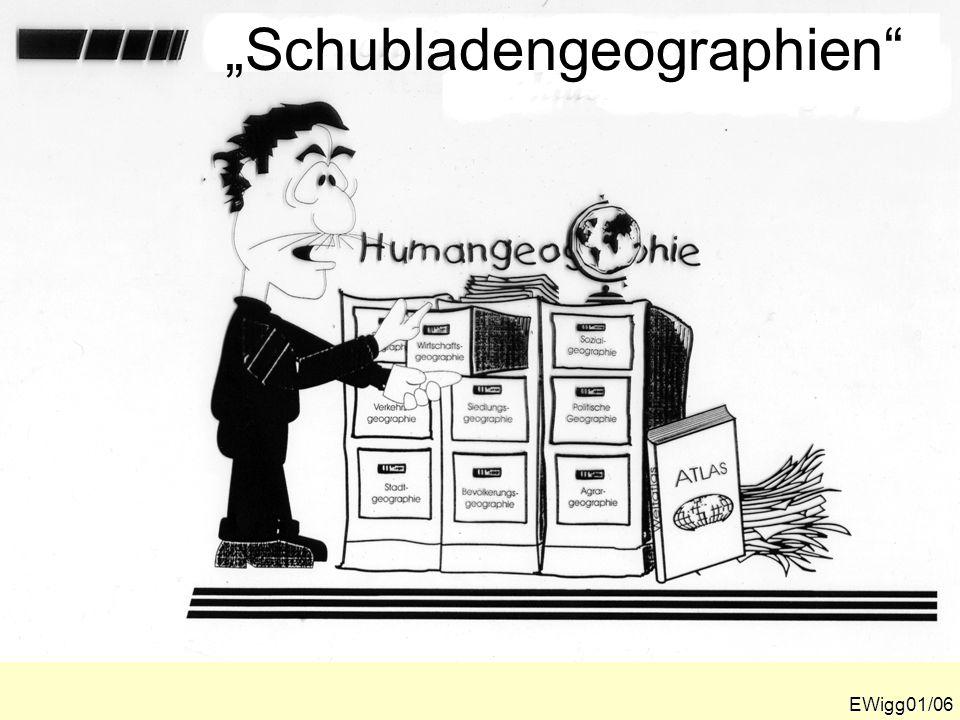 EWigg01/17 Raum-Konzepte der klassischen Wirtschaftsgeographie II Wirtschaftsformation (Leo WAIBEL)...