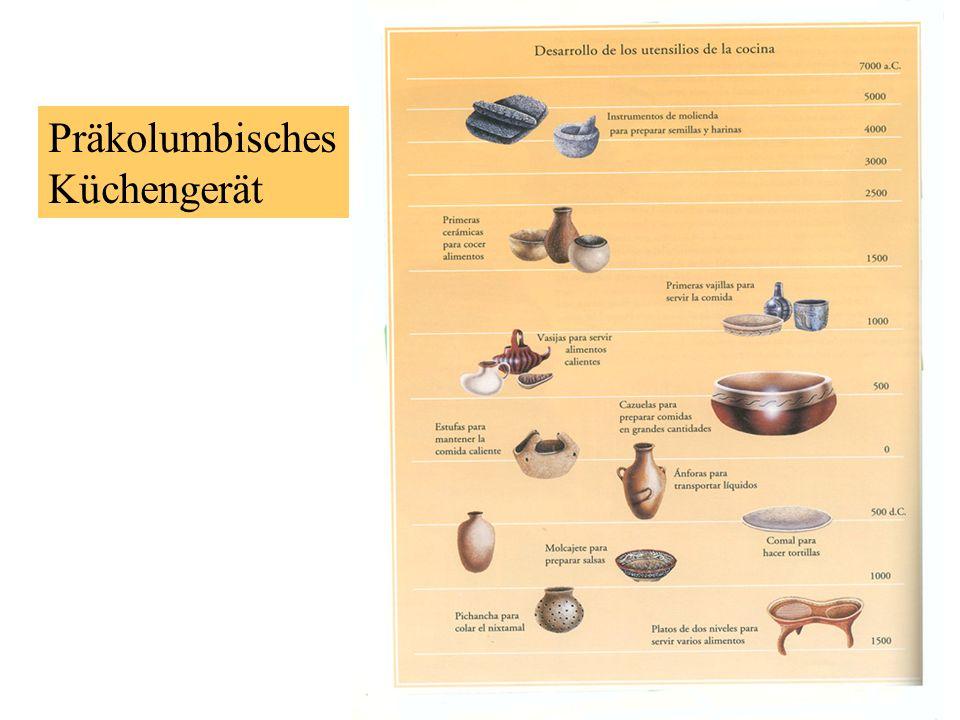 Präkolumbisches Küchengerät