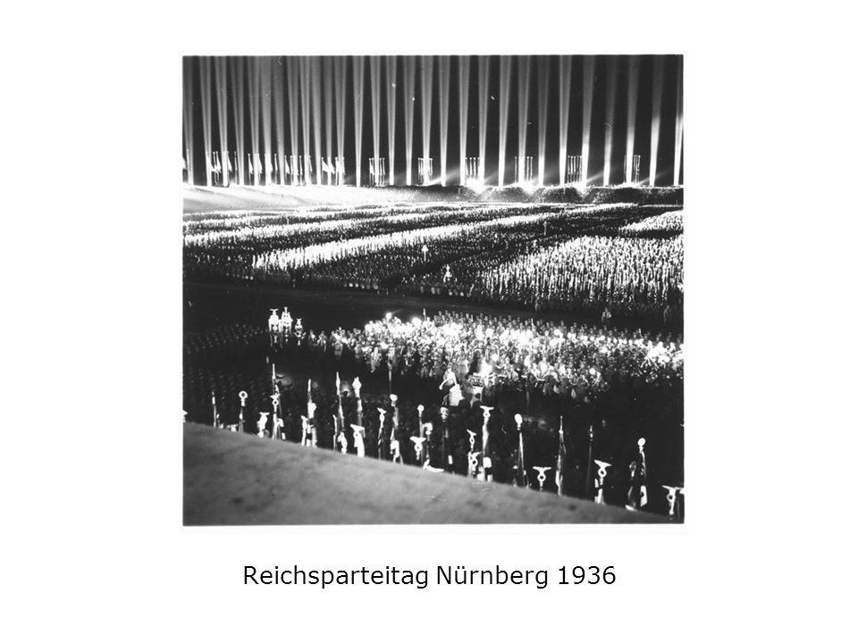 Reichsparteitag Nürnberg 1936
