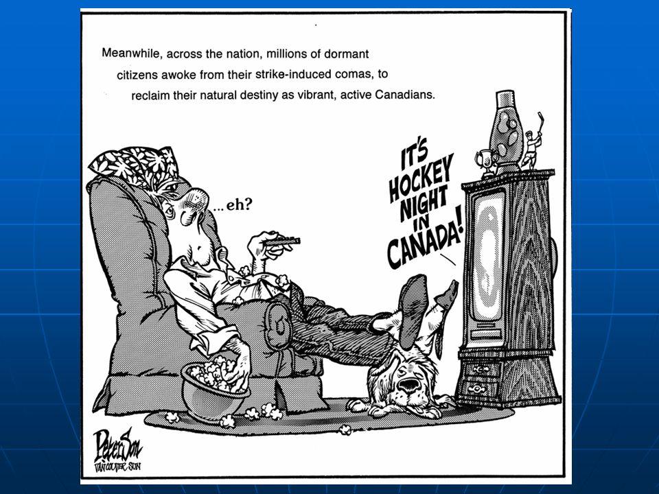 Gliederung Kanada: eine nationale Gesellschaft.Kanada: eine nationale Gesellschaft.