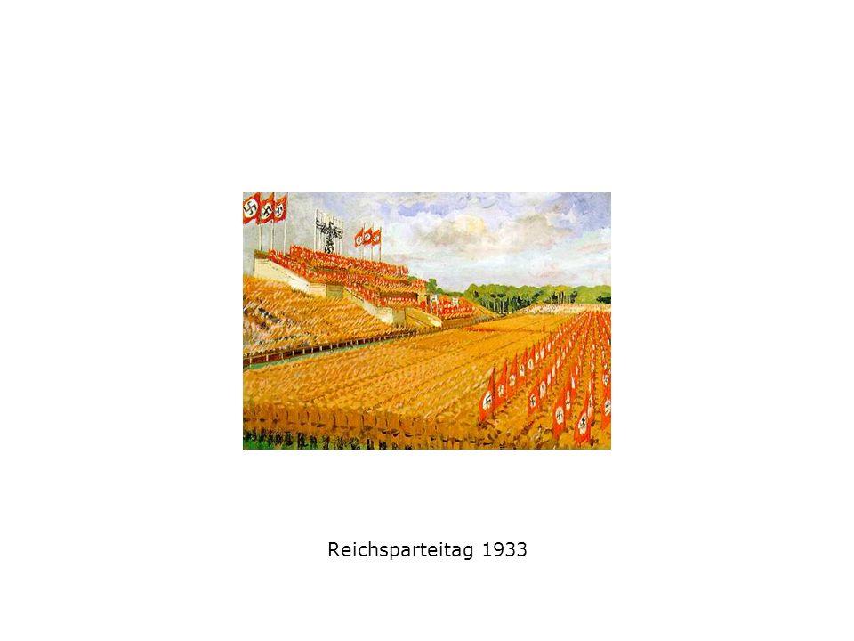 Lanzinger, Der Bannerträger, 1934/36
