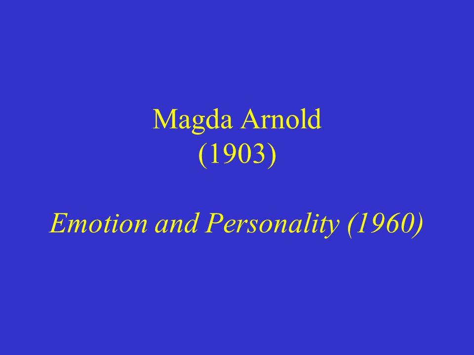 Kognitions-Emotions-Debatte
