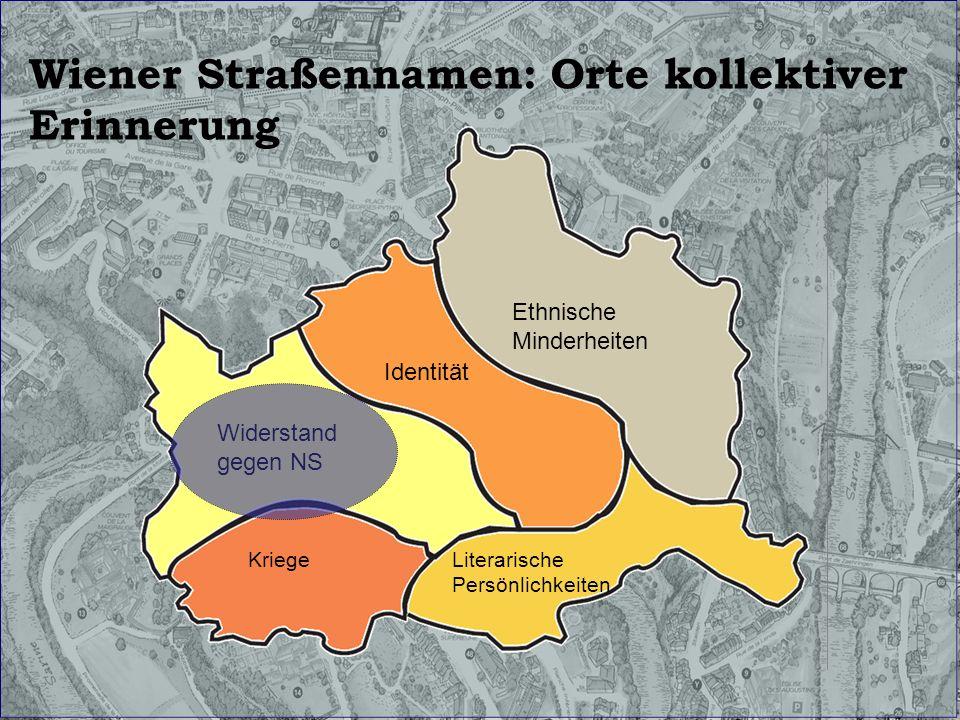Widerstand gegen NS 14.Bezirk, seit 1963 14.