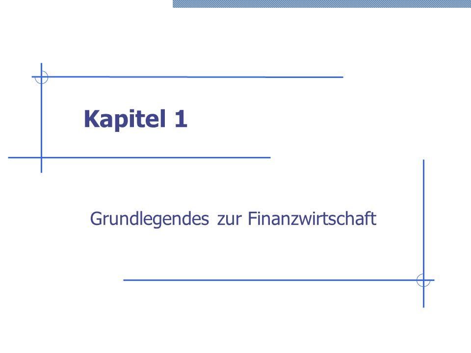 Investition & Finanzierung Folie 113 Beispiel 13: Kapitalwertmethode - rel.