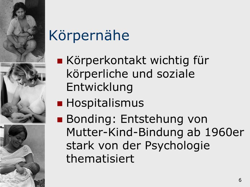 7 Die weibliche Brust Spannungsfeld Mütterlichkeit- Sexualisierung Sexualisierung der Brust im 15.