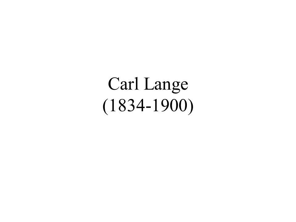 Carl Lange (1834-1900)