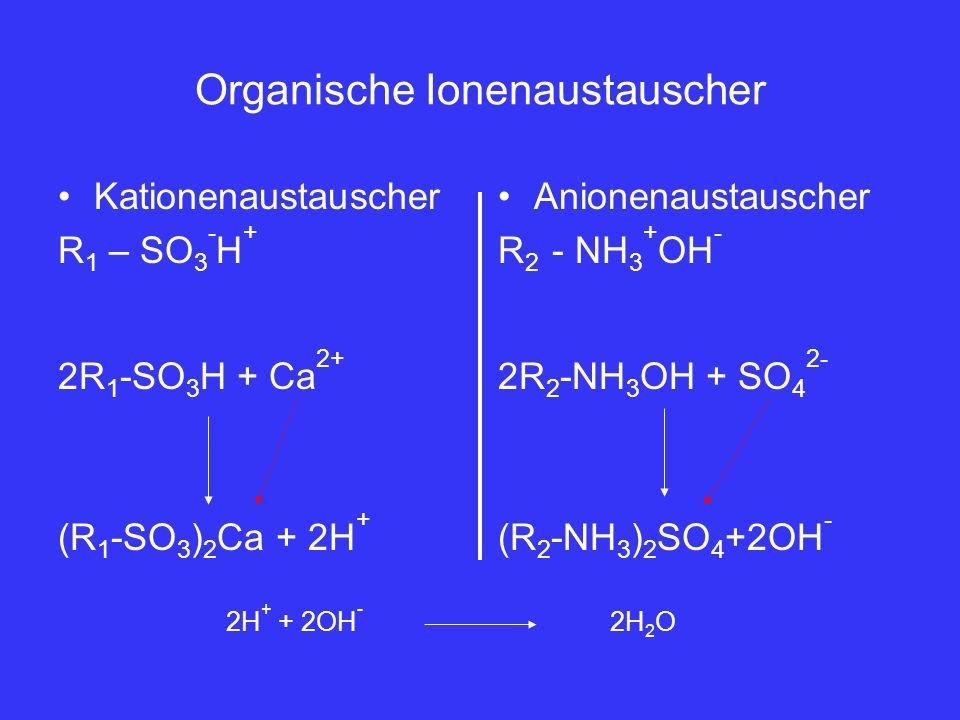 H 2 SO 3 + IV SO 2 +H2OH2OH 2 SO 3 enthält: HSO 3 -, SO 3 2-, SO 2(aq), S 2 O 5 2-, kaum H 2 SO 3 Hydrogensulfite ( HSO 3 - ) u.