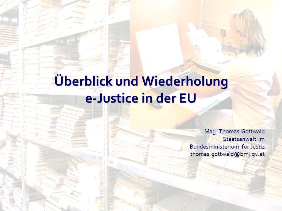 22 Abgrenzung des Europäischen Mahnverfahrens Nationales Mahnverfahren Europäisches Mahnverfahren Europäisches Bagatellverfahren