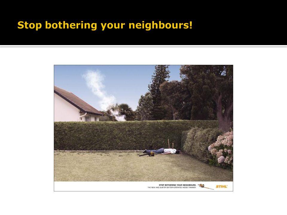 Solidarität, Hilfsbereitschaft, aber auch starke soziale Kontrolle Dissens: Good fences make good neighbours.