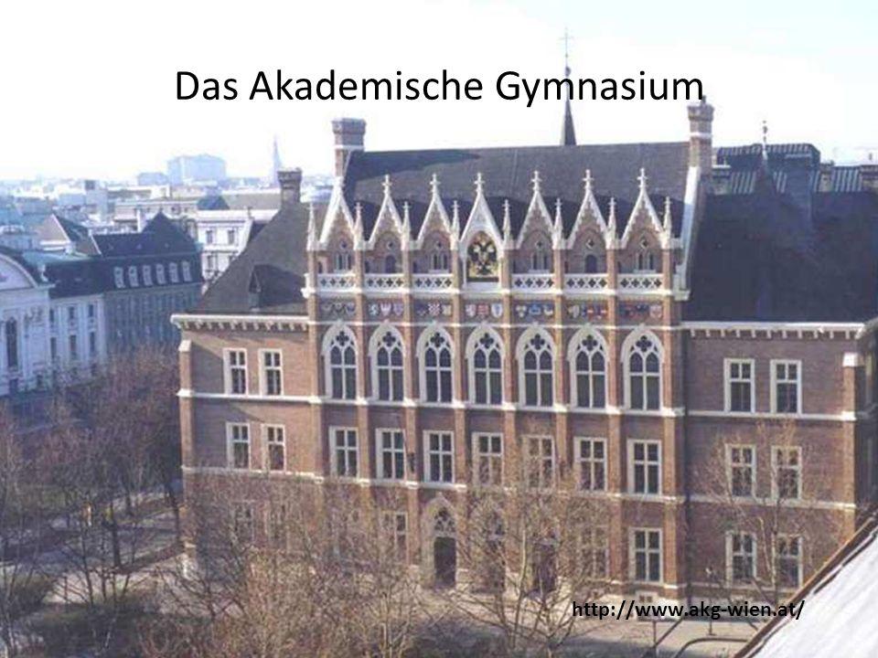 Amon 2012 Das Akademische Gymnasium http://www.akg-wien.at/