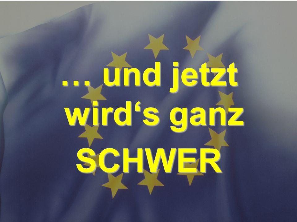 © Stefan Mayer / EK 2010 Wie hoch ist die Mindeststimmenzahl für die qualifizierte Mehrheit im Rat? c)255 d)232 a)124 b)345