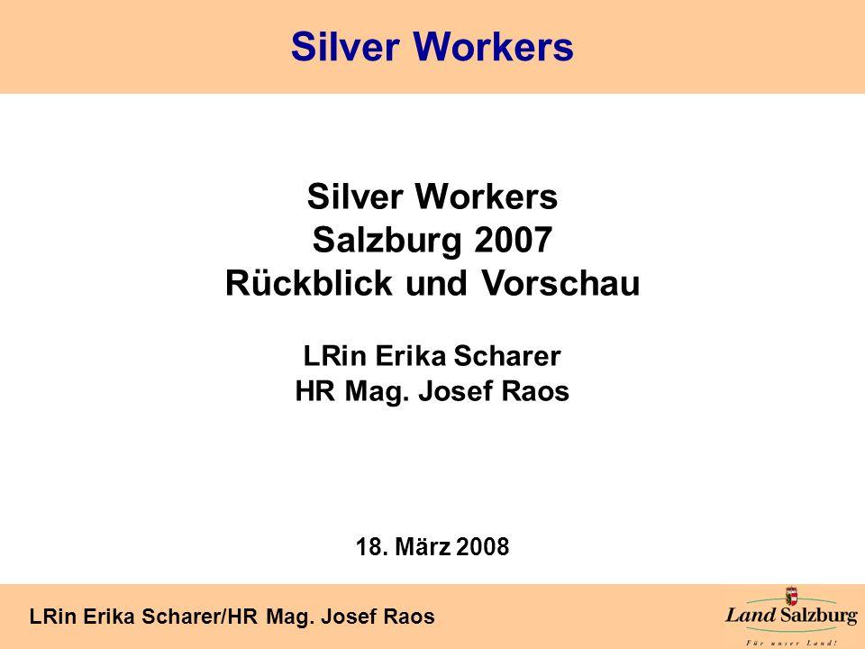Seite 1 LRin Erika Scharer/HR Mag.