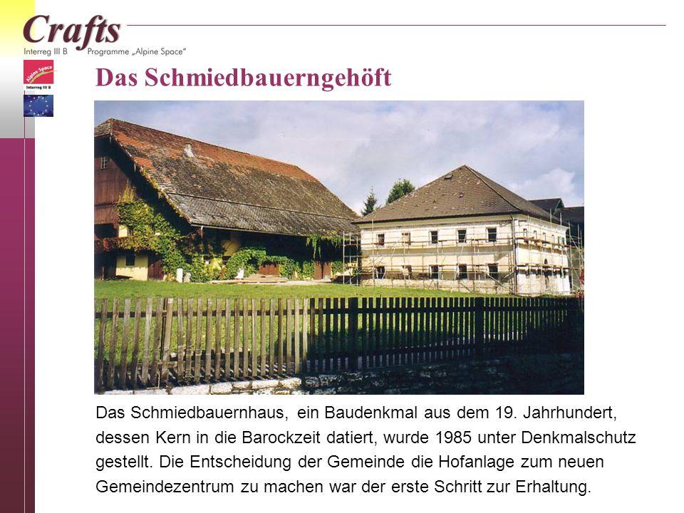 Planerwettbewerb Dorfzentrum Das Architekturbüro Lorenz (Salzburg) ging als Sieger des Planerwett- bewerbes hervor.