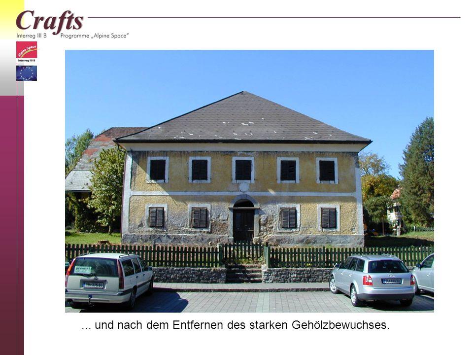 Fassadenrestaurierung (Fa.