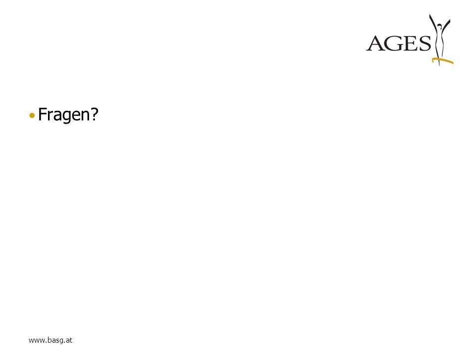 www.basg.at Fragen?