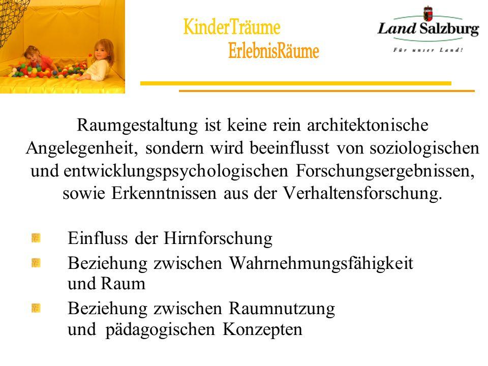 Friedrich Fröbl (1782-1852) Menschenerziehung, Spiel als höchste Stufe der Kindesentwicklung, Bildungseinrichtung Material- und Raumempfehlungen für die freie Bewegung und das konkrete Handeln.