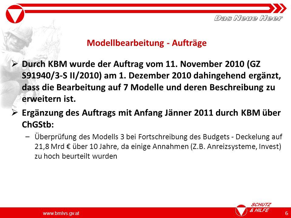 www.bmlvs.gv.at 7 Vorgaben mit Stand 1.