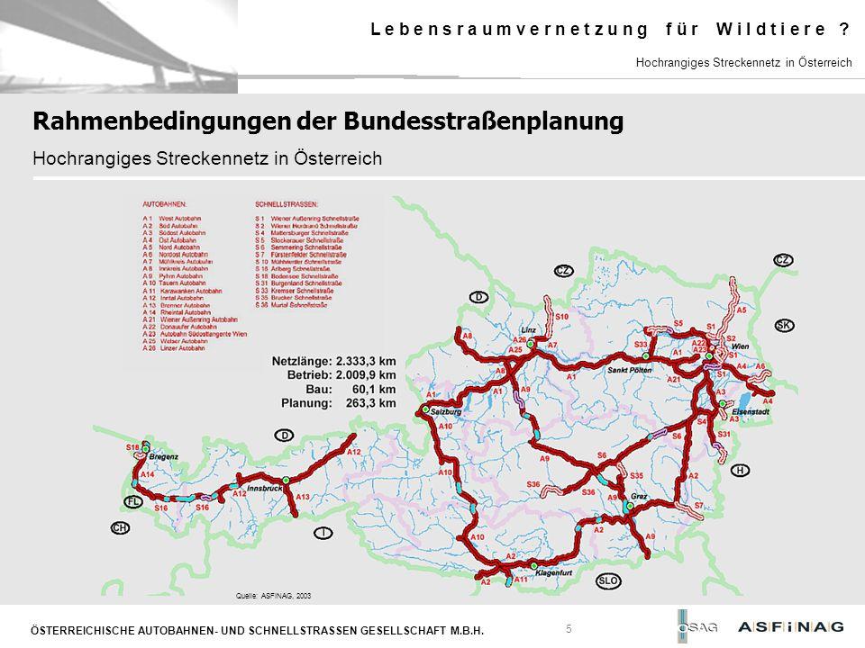ÖSTERREICHISCHE AUTOBAHNEN- UND SCHNELLSTRASSEN GESELLSCHAFT M.B.H.