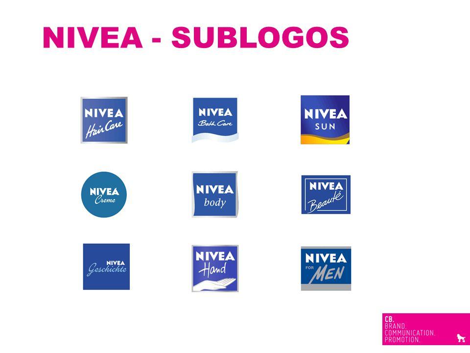 NIVEA - SUBLOGOS