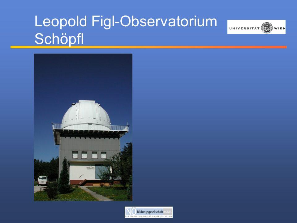 Leopold Figl-Observatorium Schöpfl