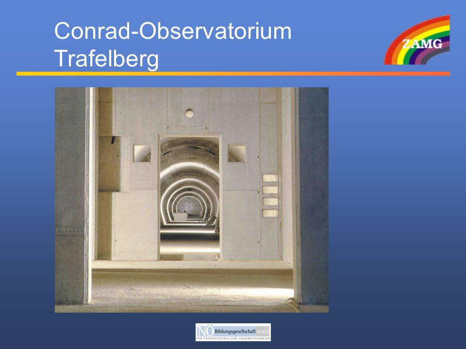 Conrad-Observatorium Trafelberg