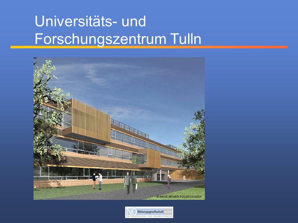 Universitäts- und Forschungszentrum Tulln