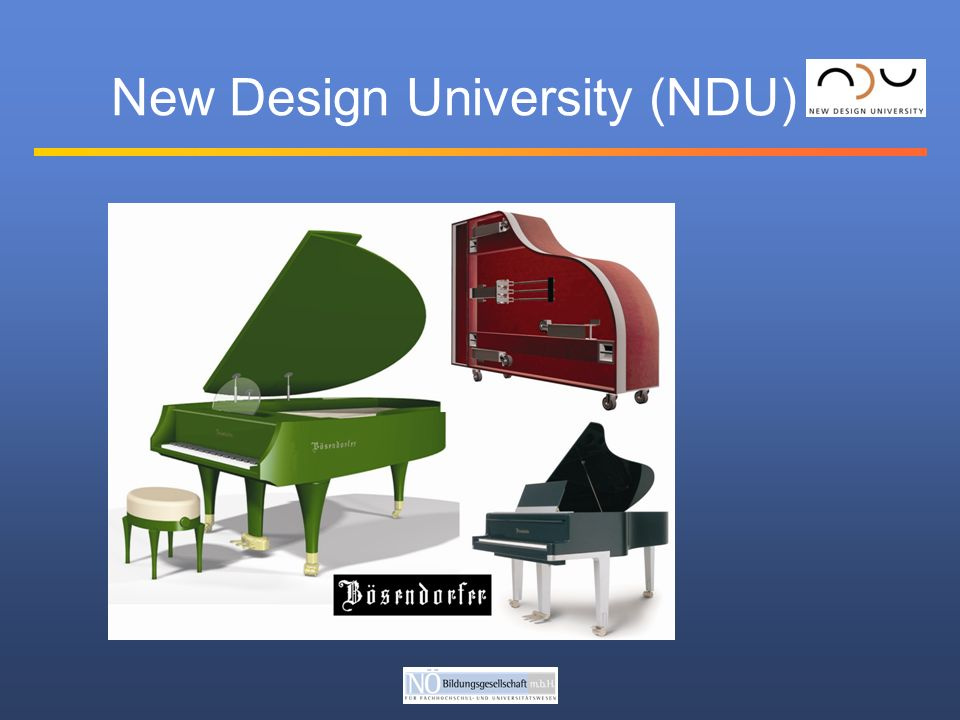 New Design University (NDU)