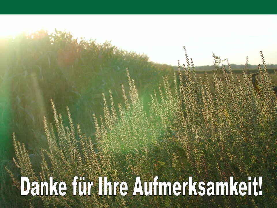 Peter Klug, Pflanzenschutzreferat