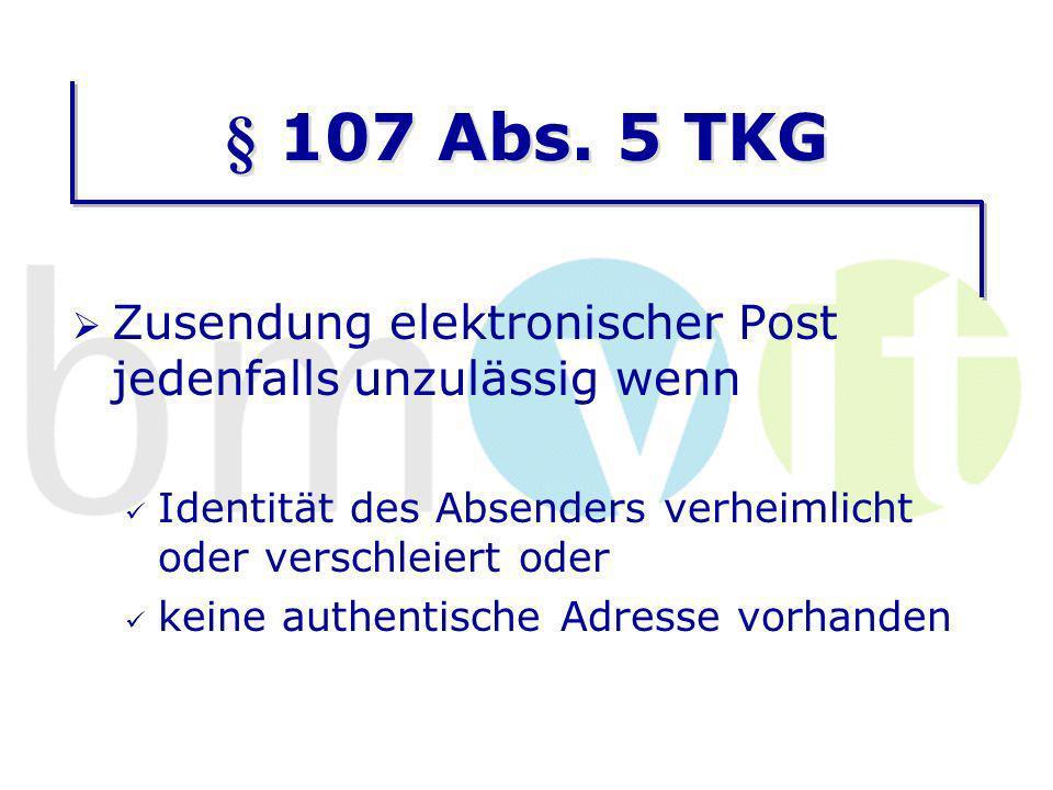 Strafverfolgung gem. § 113 TKG – Fernmeldebüros Strafrahmen gem. § 109 Abs. 3 TKG bis zu 37.000