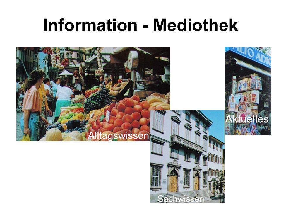 Information - Mediothek
