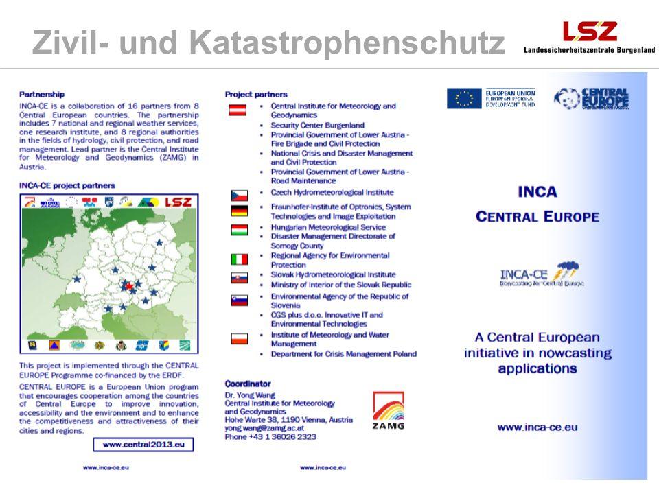 Dr. Ernst Böcskör 12 Mai 2011 Zivil- und Katastrophenschutz