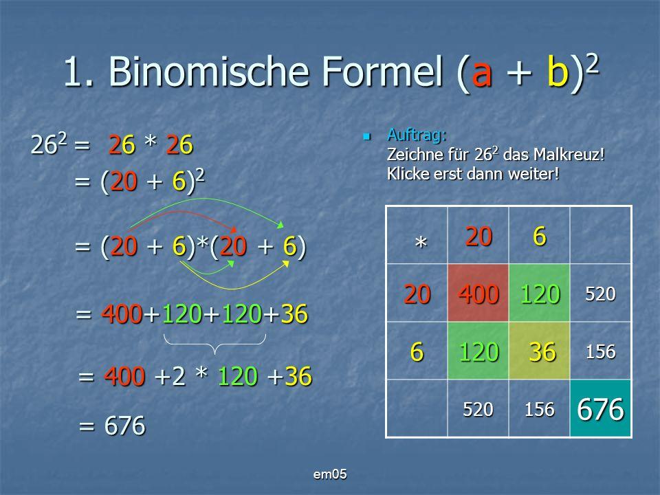 em05 Struktur der 3.