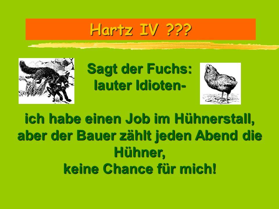 Hartz IV ??.