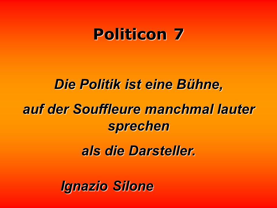 Politicon 7 Die öffentliche Hand befindet sich meistens in unseren Taschen. Ilona Bodden
