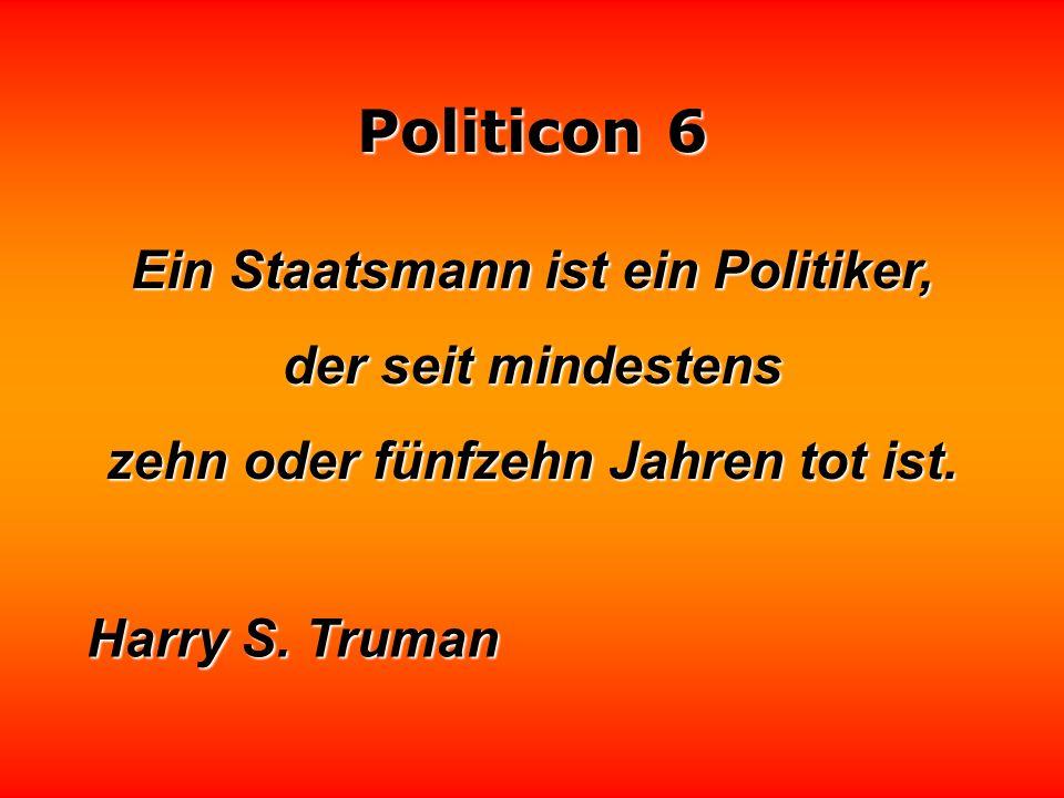 Politicon 6 Heute gewinnt der in der Politik, der seine Betroffenheit am schönsten zur Schau trägt. Cora Stephan