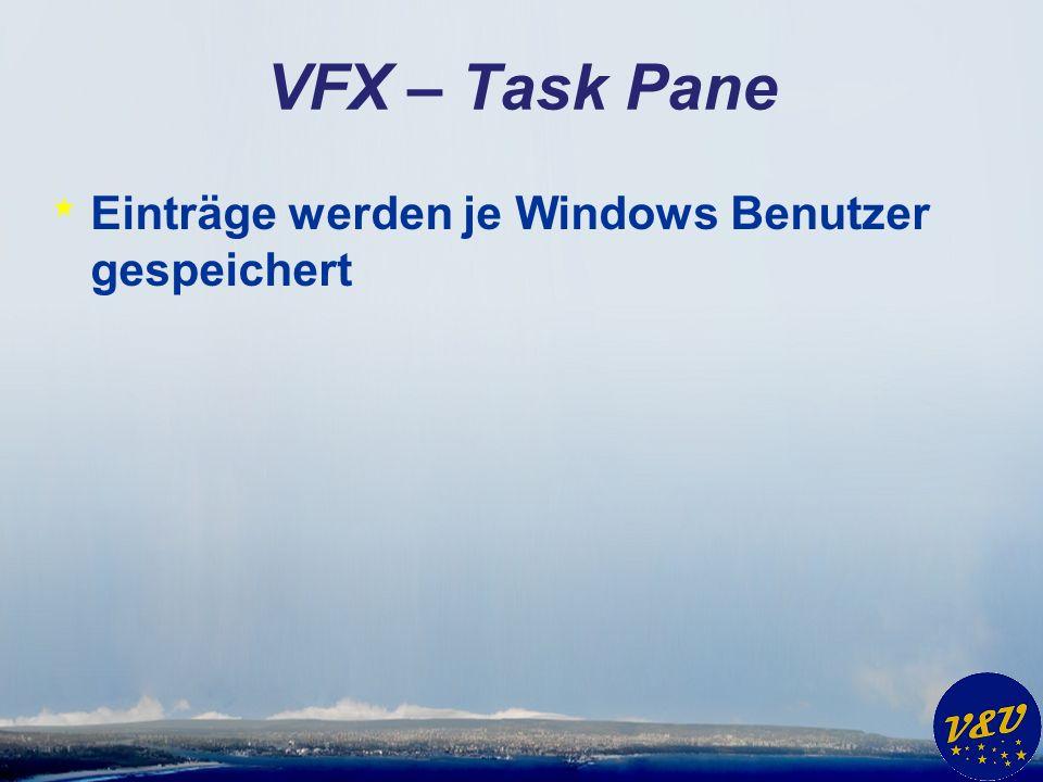 Geschäftslogik * Neue Klassenbibliothek VfxBusinessLogic.vcx * Wird auch von Silverswitch Projekten verwendet