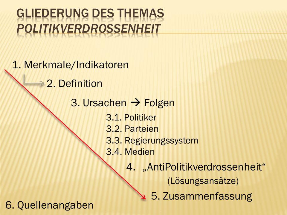 Ein Vortrag von Arndt Kirchhoff, Peter Heret und Sebastian Weidlich Politikverdrossenheit Plauen, den 3. April 2007