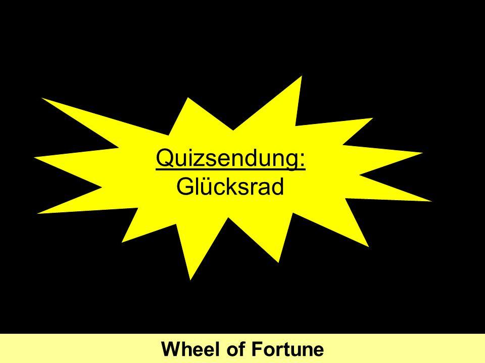 Quizsendung Der Schwächste fliegt The Weakest Link