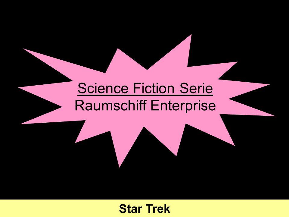 Science Fiction Serie Raumschiff Enterprise Star Trek