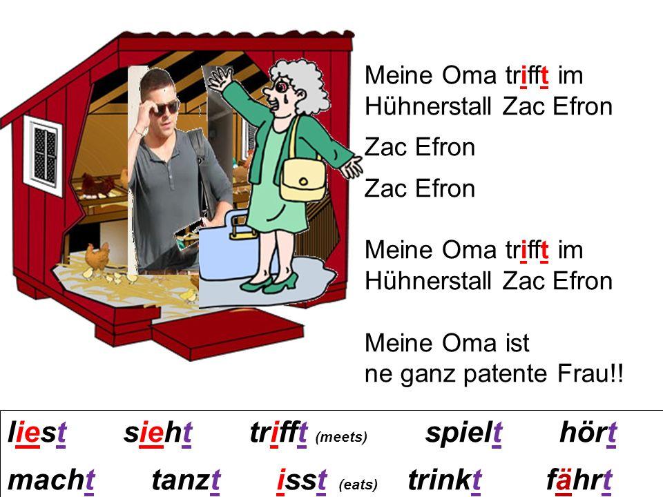 Meine Oma trifft im Hühnerstall Zac Efron Zac Efron Meine Oma trifft im Hühnerstall Zac Efron Meine Oma ist ne ganz patente Frau!.
