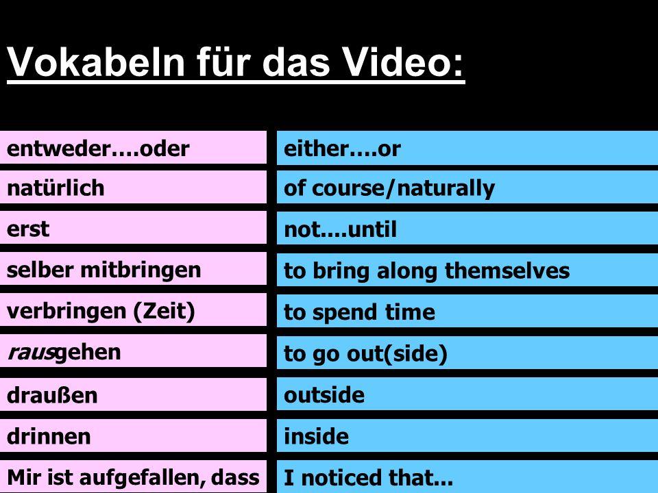 Ein Interview – Klick an:videoKlick an:video Deutsche Schule 1.