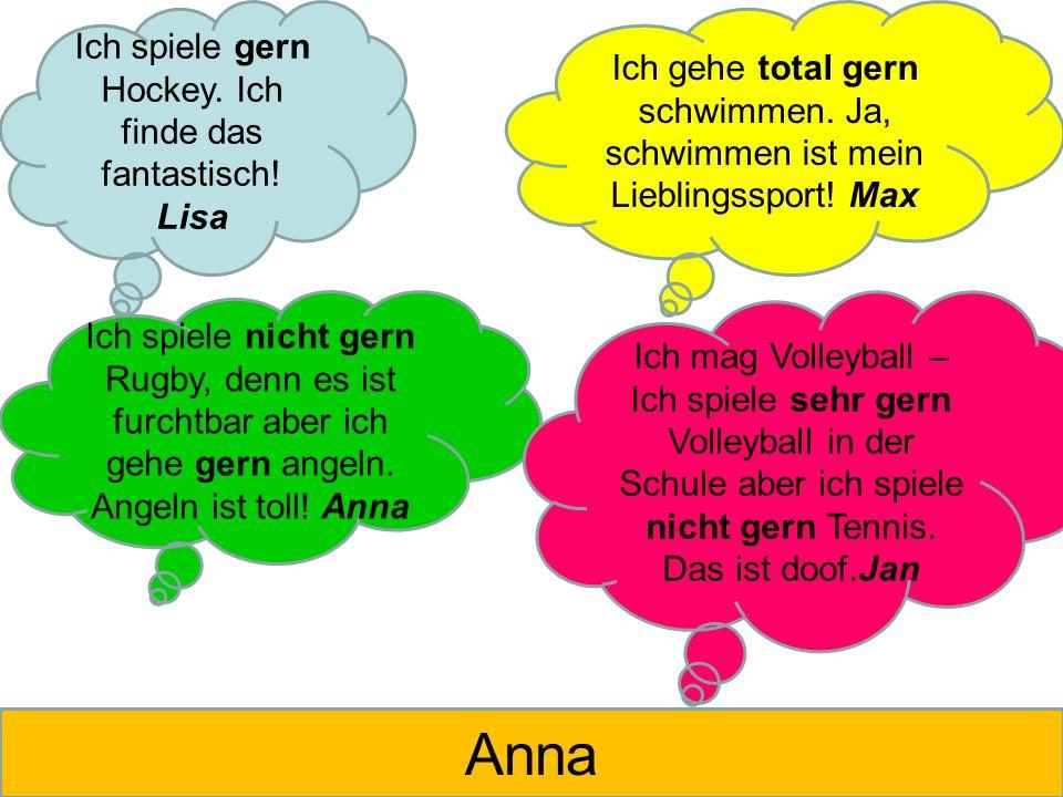 Wie heißen die Sätze richtig? 1. spiele / ich / Basketball / gern / nicht 2. ich / sehr / gehe / wandern / gern 3. Snowbard / ich / fahren / gern / ge