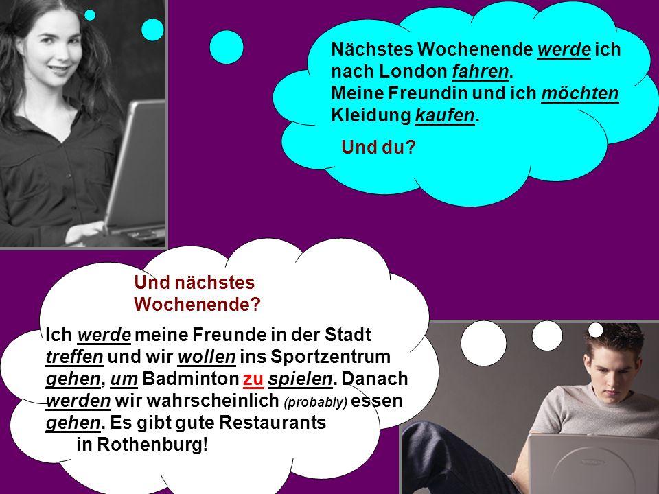 Und wie ist es in Rothenburg.