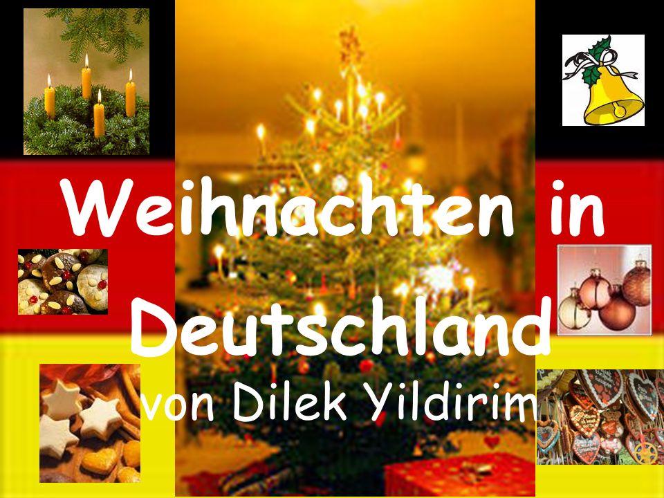 Weihnachten in Deutschland von Dilek Yildirim